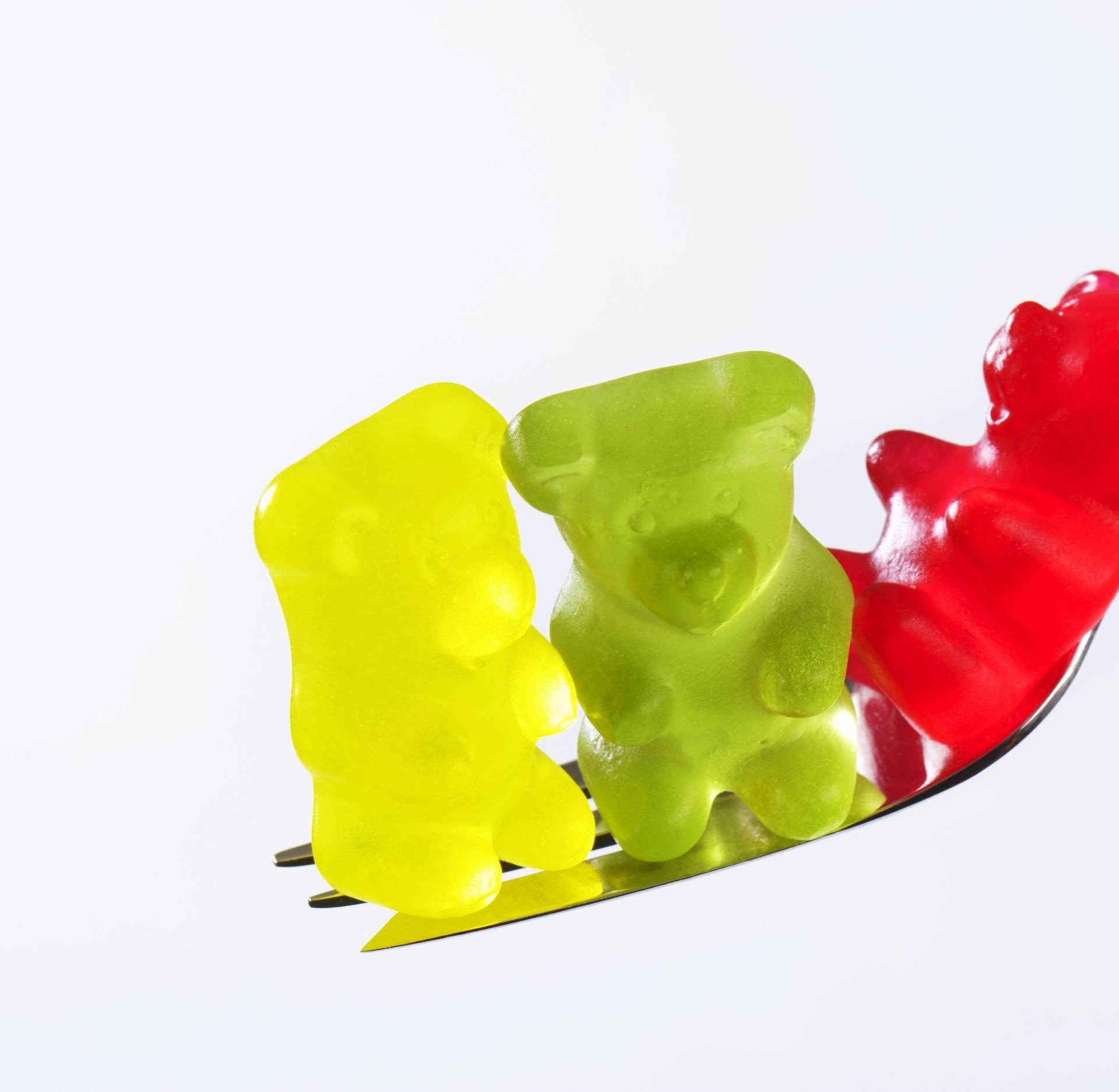 Oprez s vitaminskim gumenim bombonima - to nisu slatkiši!