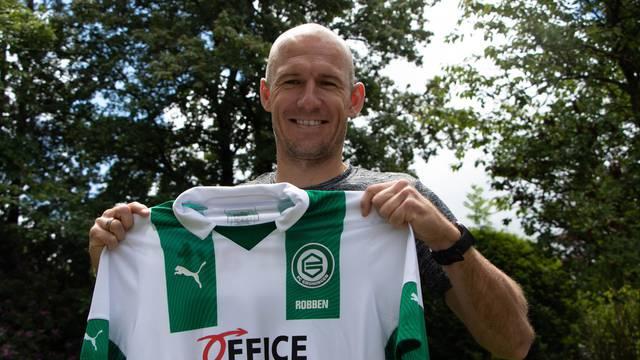 Robben se vraća nogometu! Potpisao je za svoj Groningen