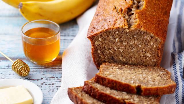 Recept za veganski banana kruh