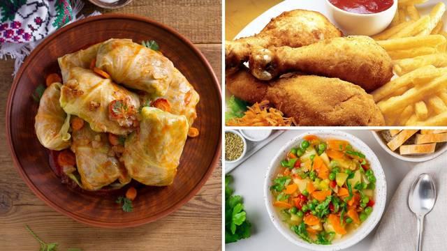 Što zamrznuti od skuhanih jela i kako? Sarma, juhe, pohano...