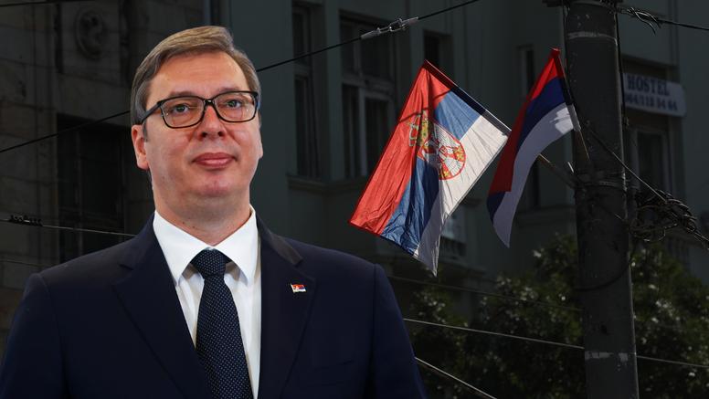 Domovinski pokret o Vučićevim provokacijama: 'Licemjerno je'