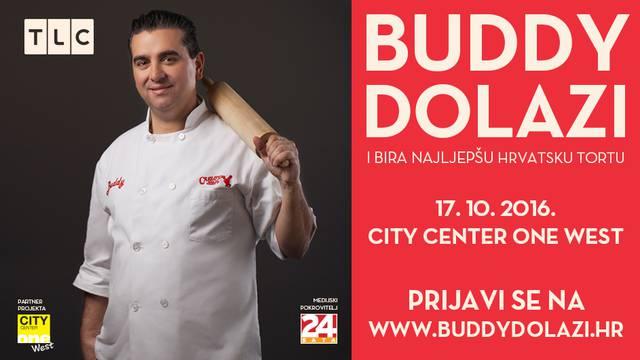 Buddy Valastro, dolazi izabrati najljepšu hrvatsku tortu!