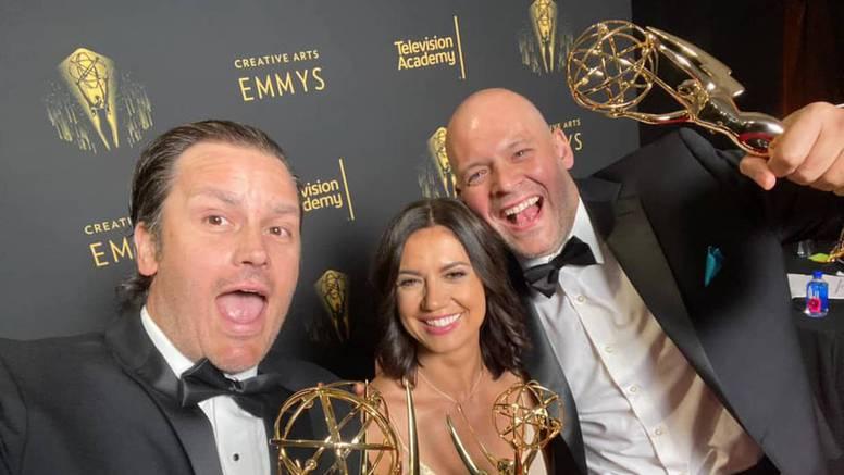 Šibenčanin Ante Deković osvojio je prestižnu TV nagradu Emmy: 'Još uvijek ne vjerujem u ovo...'