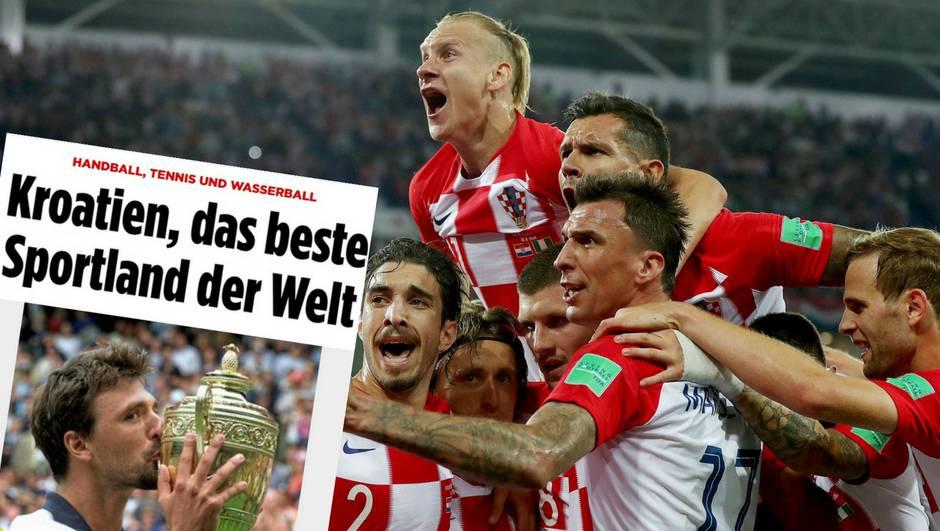 Bild se divi: Hrvatska, najbolja sportska zemlja na svijetu...