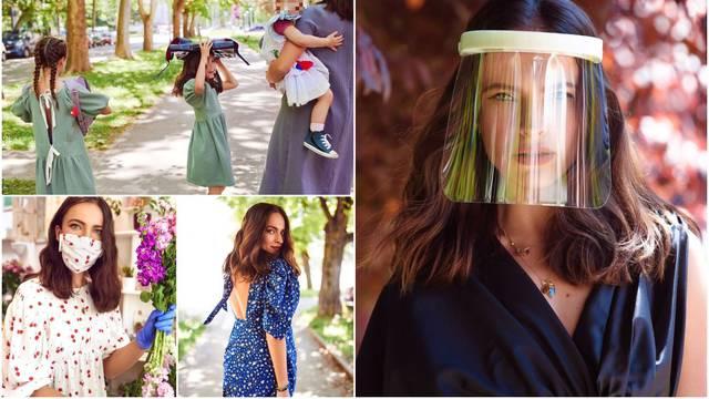 Stigla je nova kolekcija: Ljupka je s kćerima snimila kampanju