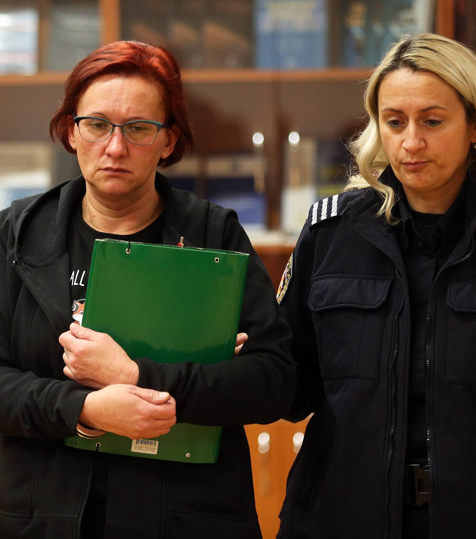 Suđenje Smiljani: Suprug nije došao svjedočiti zbog posla
