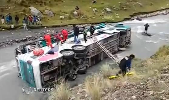 Stravična  nesreća u Panami: Poginulo je najmanje 16 ljudi