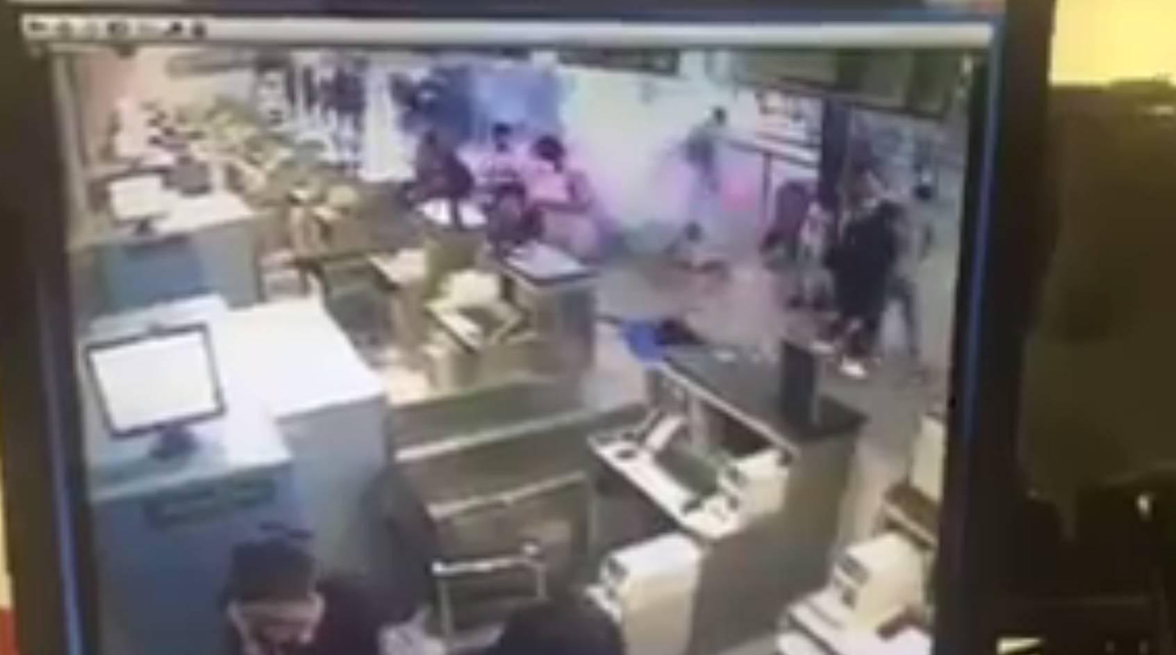 Troje ozlijeđenih u eksploziji na šangajskom aerodromu Pudong