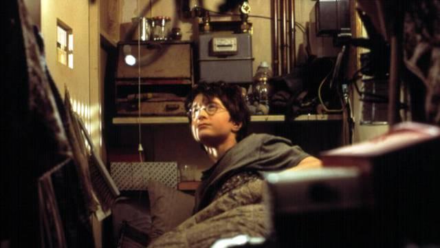Tata je za kćer pretvorio ormar ispod stepenica u nevjerojatnu Harry Potterovu spavaću sobu
