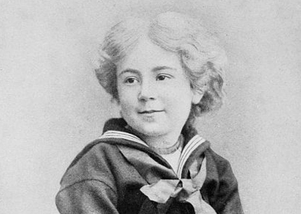 Imala je samo 9 godina kada je napisala najprodavaniji roman