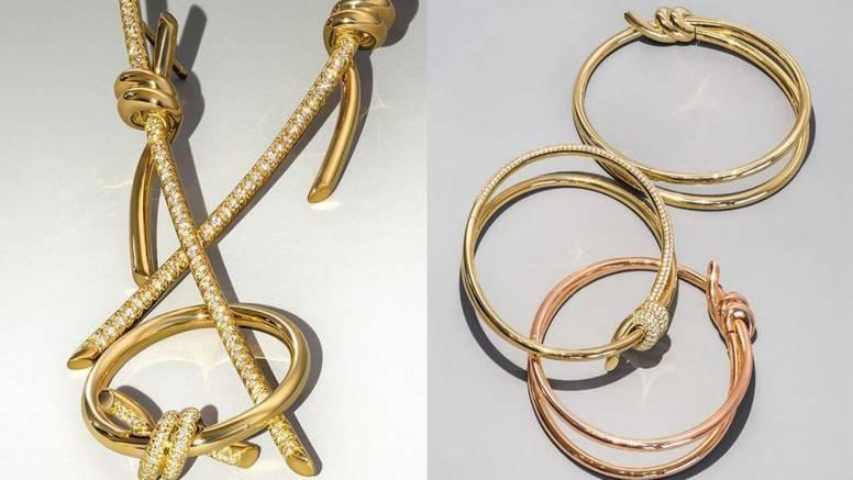 Tiffany & Co. ima novu kolekciju inspiriranu elementom čvora