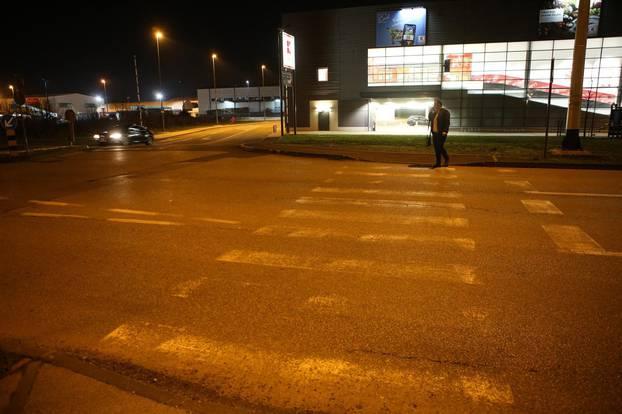 Zagreb: Vozač na zebri udario dvoje djece