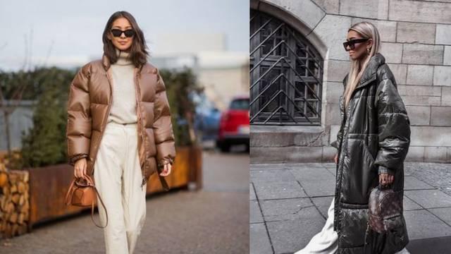 Pufasta jakna zna izgledati tako nezgrapno - kako je učiniti malo elegantnijom uz par trikova