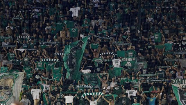 FILE PHOTO: Europa League - Playoffs - Panathinaikos vs Athletic Bilbao