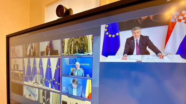 Na inicijativu A. Plenkovića summit kao video-konferencija