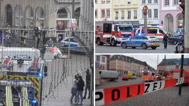 Hrvatica iz Triera: Vidjela sam kad se zaletio u gomilu, ljudi su doslovce letjeli u zrak od udarca