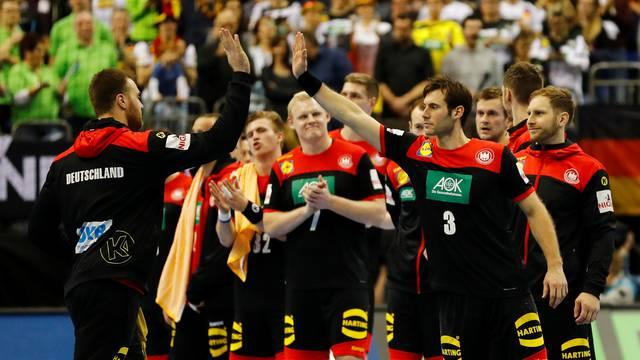 IHF Handball World Championship - Germany & Denmark 2019 - Group A - Korea v Germany