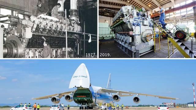 Antonov odletio iz Hrvatske: U Rusiju nosi motor za nuklearku