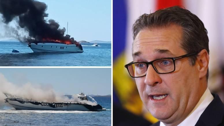 Na izgorjeloj jahti kod Biograda bio je austrijski političar koji je za Hrvatsku rekao da je 'sranje'