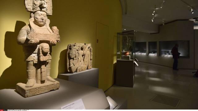 Paris: Exhibition Mayas Quai Branly Museum
