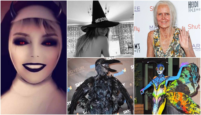 Kraljica kostimiranja: Heidi je do sad bila vampirica, vrana...