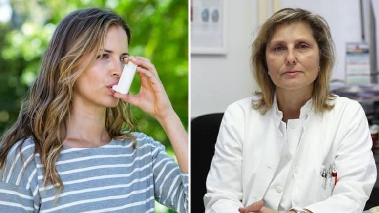 Pumpice za astmu mogu skratiti liječenje od Covida, no liječnici ističu da to nije za svakoga