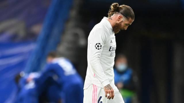 Champions League - Semi Final Second Leg - Chelsea v Real Madrid