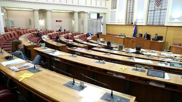 Zagreb: Sabor raspravlja o izmjenama Zakona o edukacijsko-rehabilitacijskoj djelatnosti