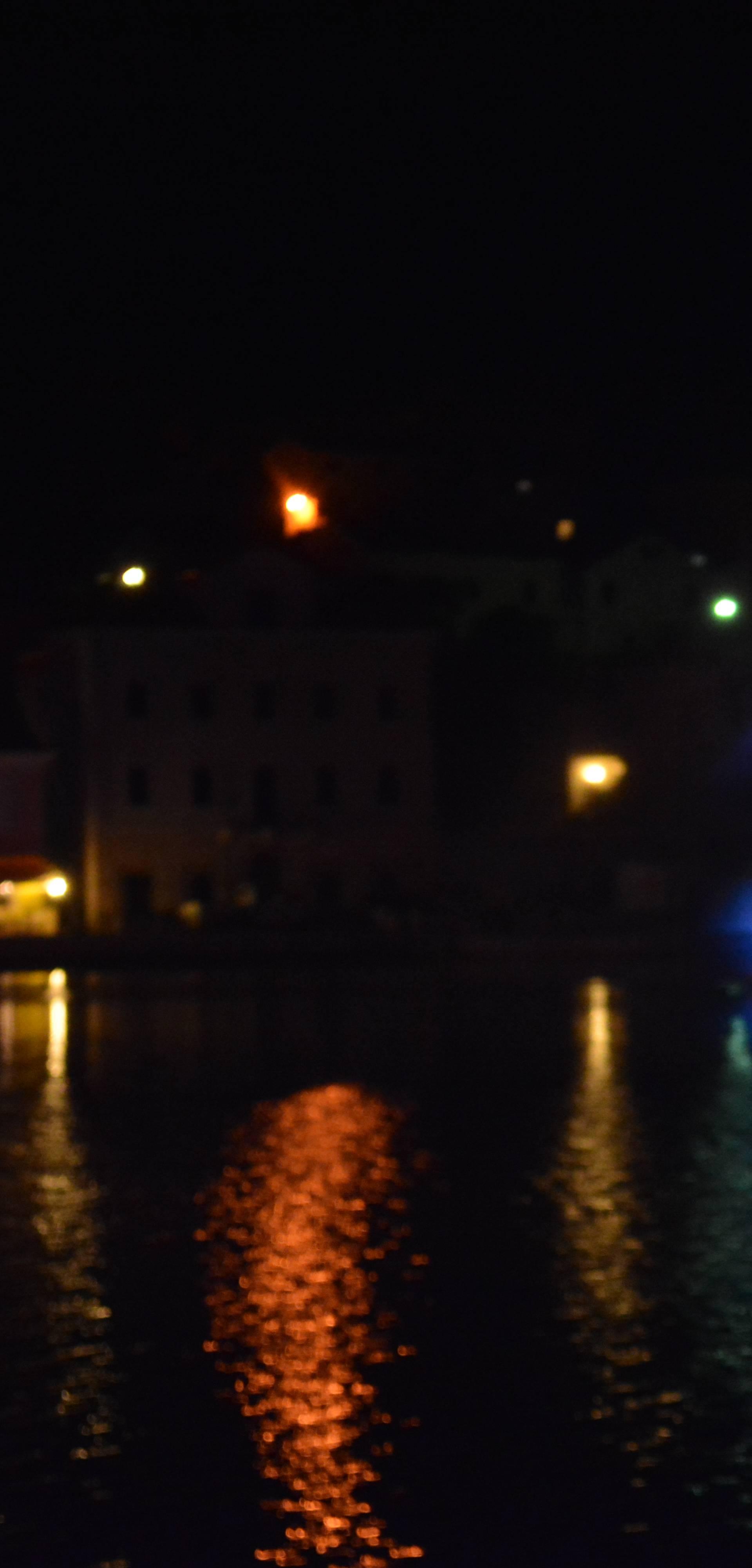 Veliki svjetlosni spektakl kojim se ponosi grad Primošten