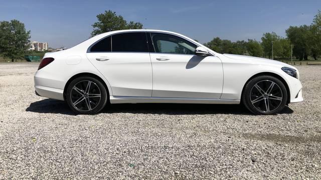 Mercedes C-klasa za vrhunski, opušteni užitak u vožnji