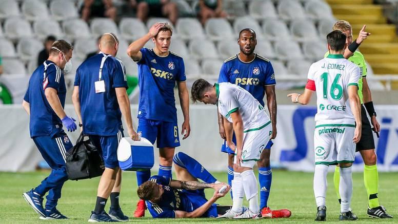Trener Legije: Dinamov blok se može proći, Omonia je dokaz