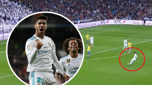 GOLAZOOO! Asensio je skinuo paučinu, Real uvjerljivo slavio!