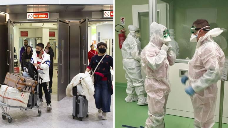 Koronavirus u Europi? Četvero ljudi je u karanteni u Škotskoj
