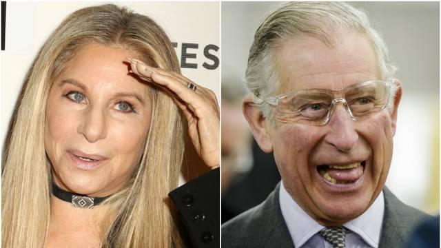 Nepoznato o Charlesu: Bio je zaljubljen u Barbru Streisand