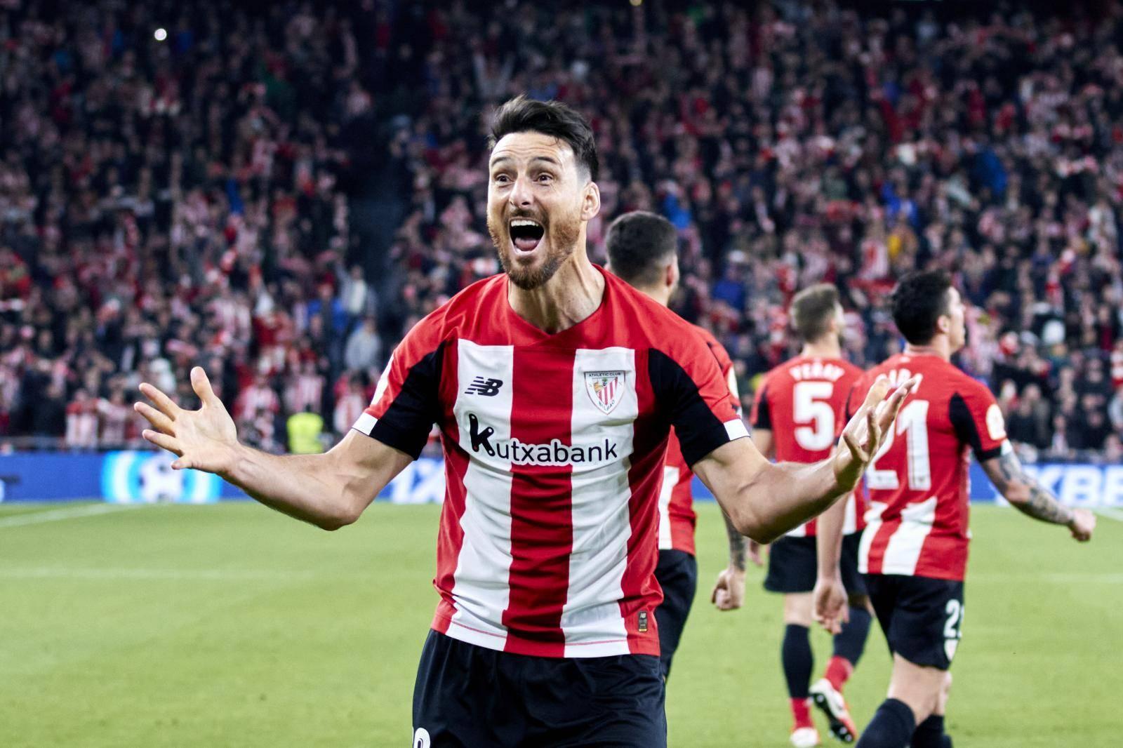 COPA:  Athletic Club Bilbao vs F.C Barcelona
