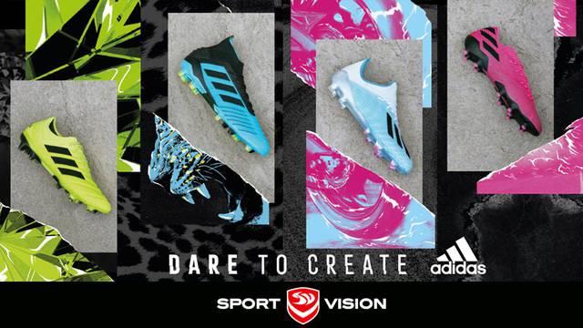 Dare to create: Adidas Hard Wired kolekcija kopački