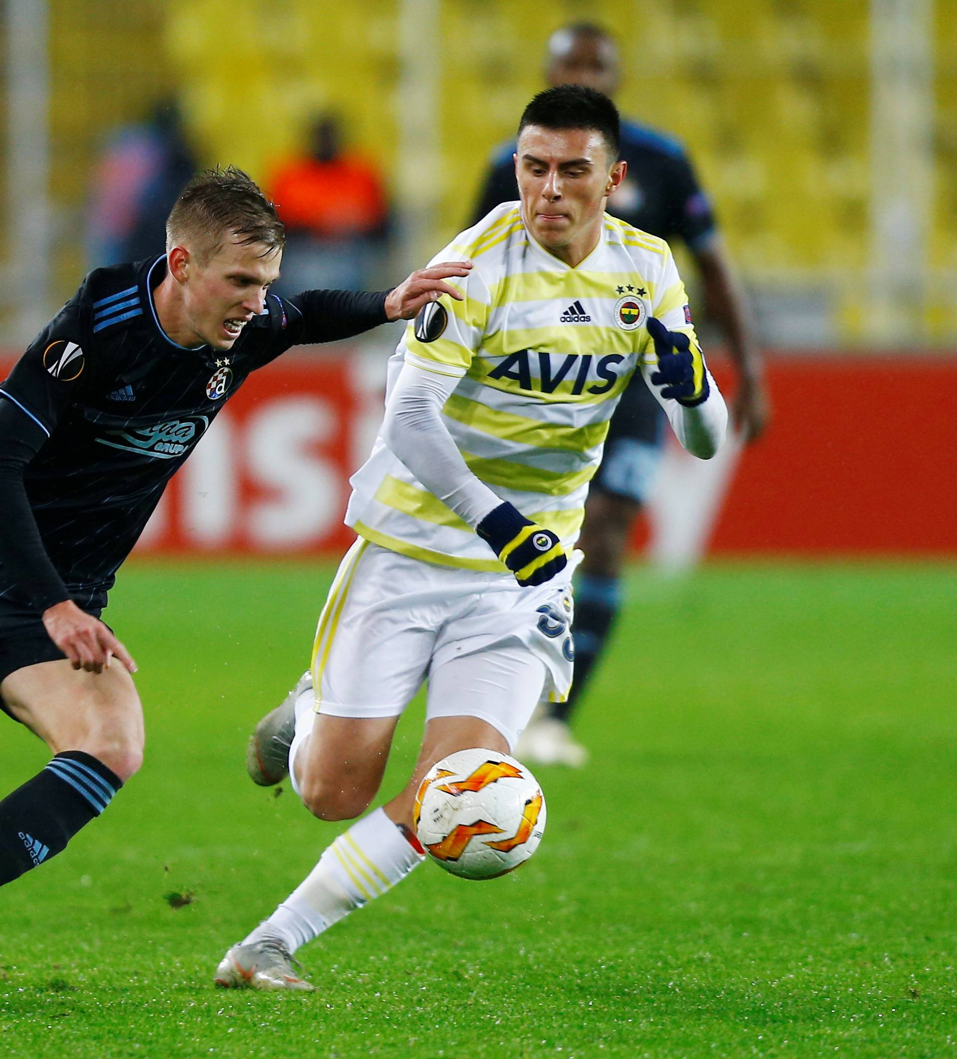 Europa League - Group Stage - Group D - Fenerbahce v GNK Dinamo Zagreb