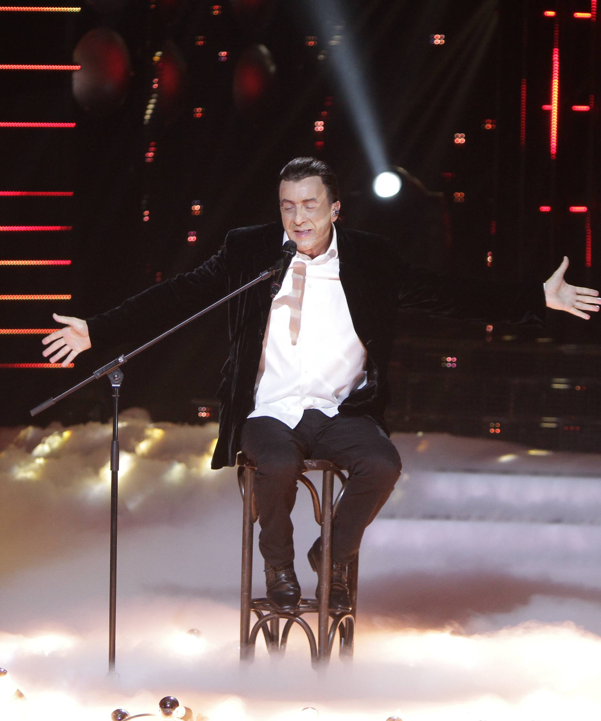 Zaslužio je: Ovo je pobjednički mini koncert Mattea Cetinskog