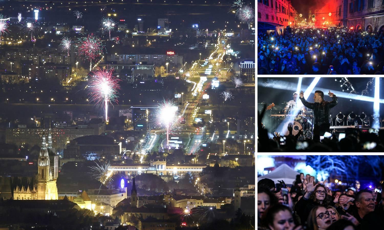 Pogledajte kako se Nova čekala u Zagrebu, Splitu, Zadru...