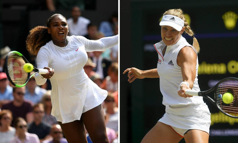Repriza finala iz 2016.: Kerber protiv Serene za Wimbledon...