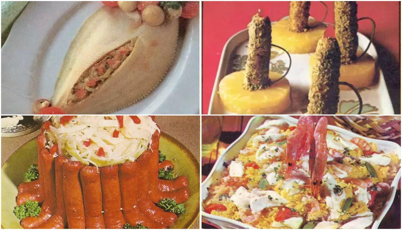 Specijaliteti 20. stoljeća: Jeo se 'žele' od cikle, rajčice, ribe...