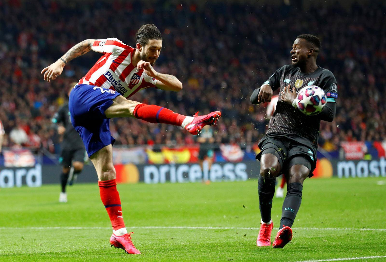 Champions League - Round of 16 First Leg - Atletico Madrid v Liverpool