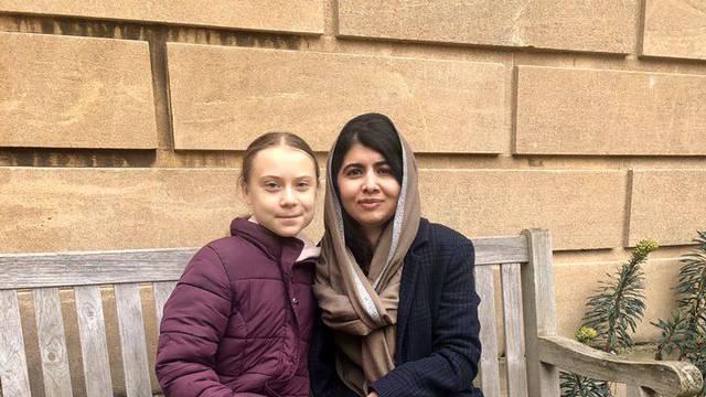 Greta se sastala s najmlađom dobitnicom Nobela: 'Moj uzor'
