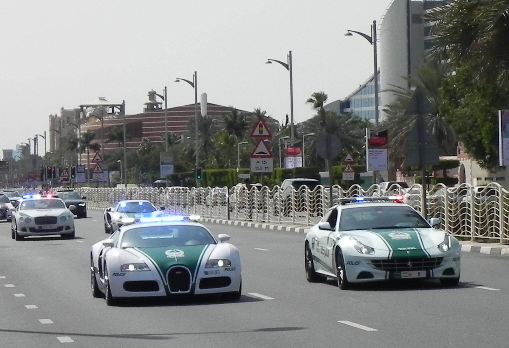 Nemoguće je pobjeći najbržim policijskim autima na svijetu