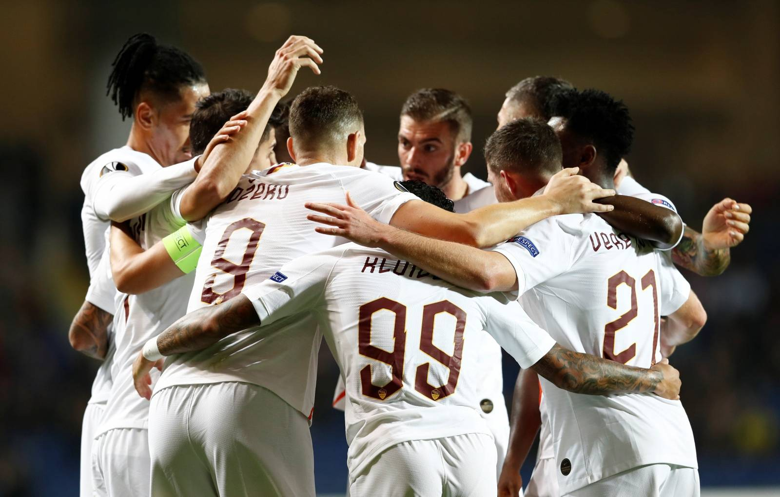 Europa League - Group J - Istanbul Basaksehir F.K. v AS Roma