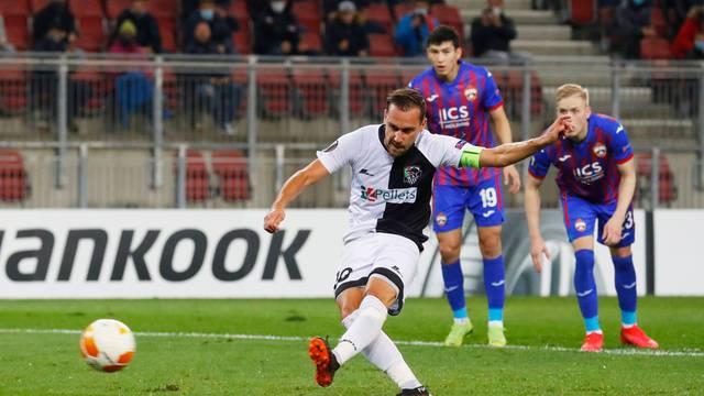 Europa League - Group K - Wolfsberger AC v CSKA Moscow