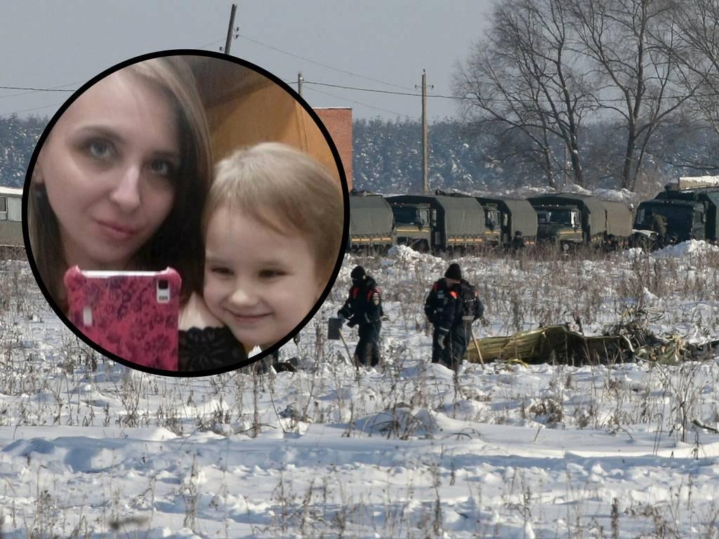 Najmlađa žrtva: Nedezhda (5) je poginula u zagrljaju majke...