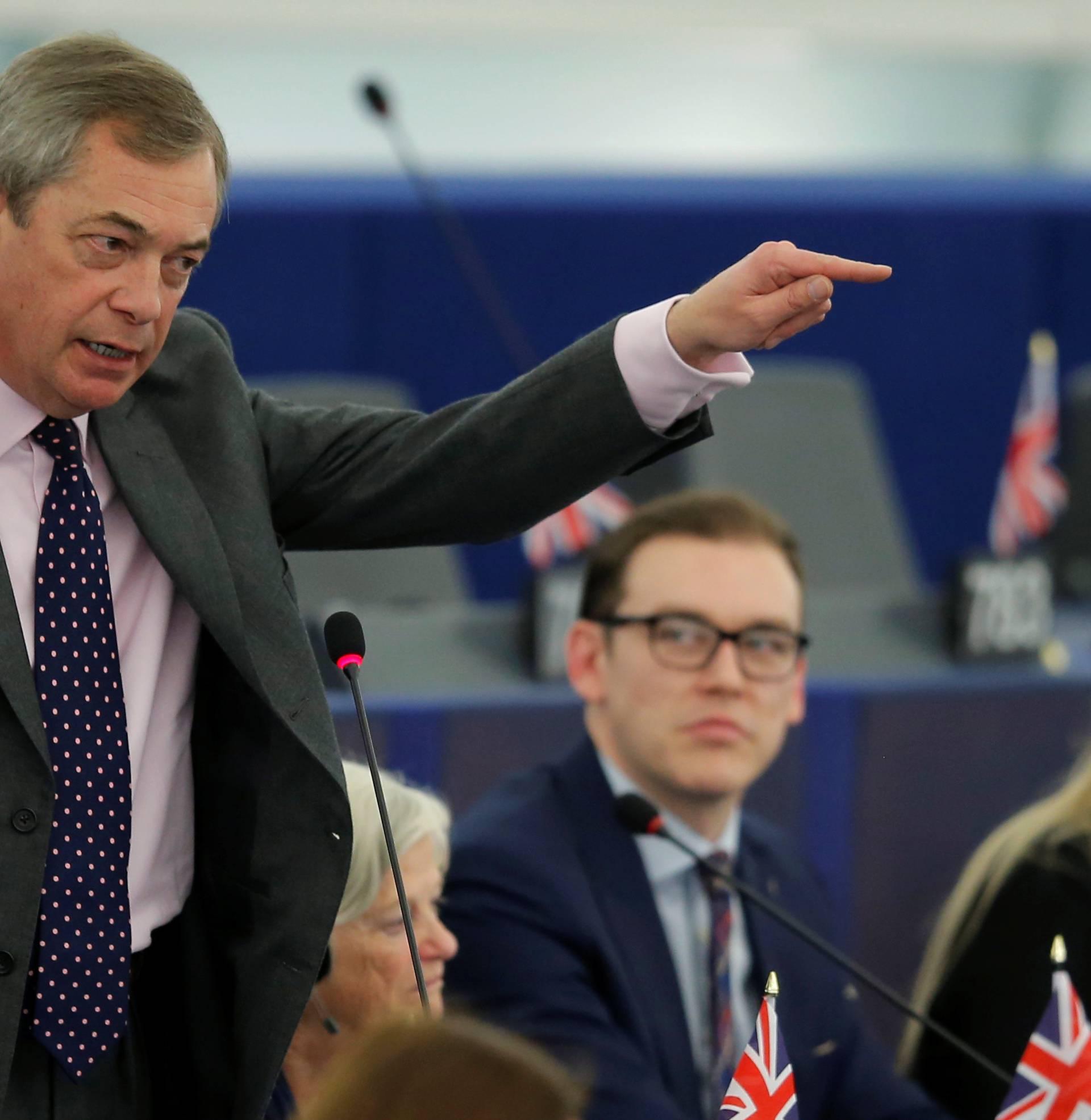 Debate on the last EU summit at the European Parliament in Strasbourg