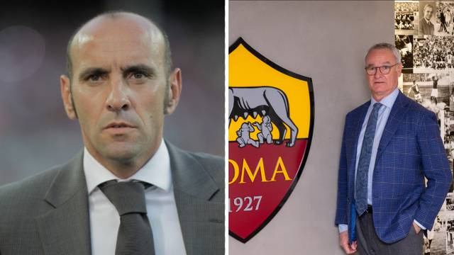 Claudio Ranieri novo rješenje Rome, klub potjerao Monchija