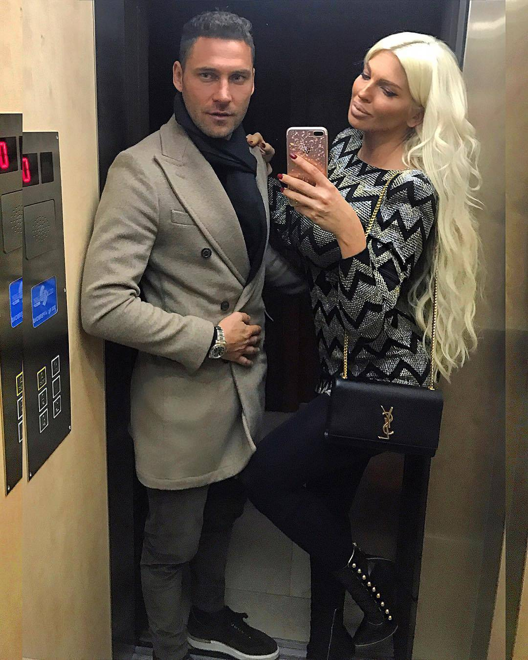 Karleušu nije briga za priče: Nosi haljinu Duškove ljubavnice